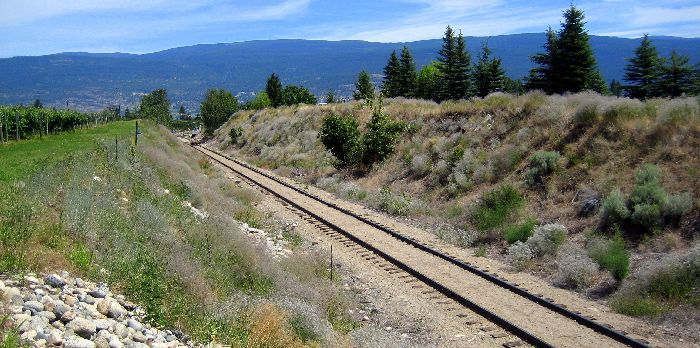 Purchase of CP Rail Corridor Between Armstrong and Sicamous Finalized